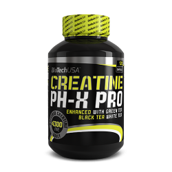 Creatine pH-X Pro - 120 kapszula