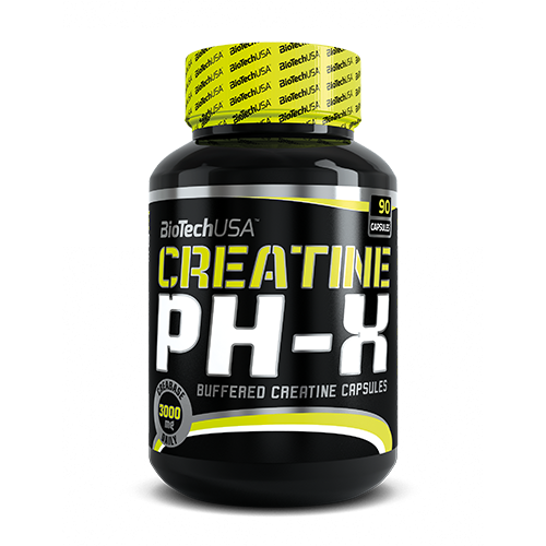 Creatine pH-X - 90 kapszula