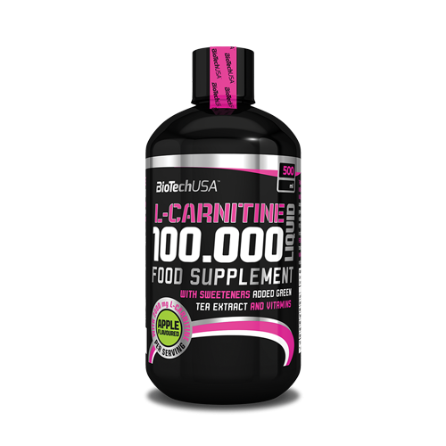 L-Carnitine 100.000 Liquid - 500 ml