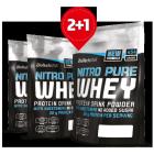 Nitro Pure Whey - 2+1 akció kizárólag 3 termék egyidejű vásárlása esetén érvényes!