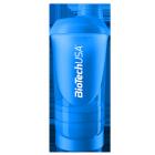 BioTechUSA türkiz Wave+ Shaker 600ml(+200ml+150ml)