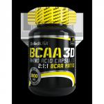 BCAA  3D - 90 kapszula