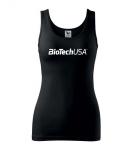 BioTechUSA női trikó fekete