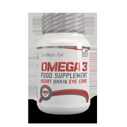 Omega 3 - 90 lágykapszula