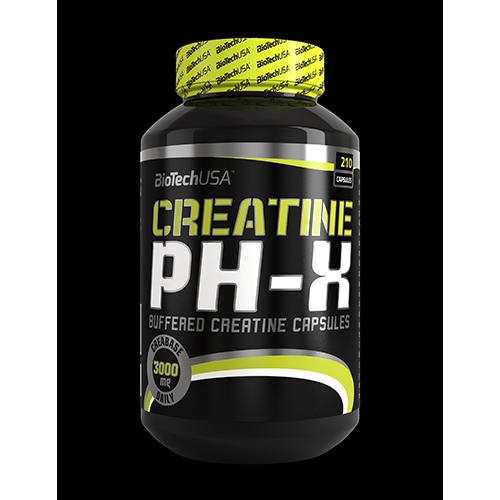 Creatine pH-X - 210 kapszula